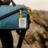 Topo Designs Quick Pack Blue/White Ripstop detail