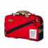 Topo Designs Quick Pack Red/Navy