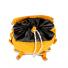 Topo Designs Rover Pack Canvas Yellow drawstring-cinch-closure
