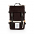 Topo Designs Rover Pack - Mini Canvas Black front