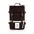 Topo Designs Rover Pack - Mini Canvas Black front