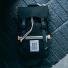 Topo Designs Rover Pack - Mini Canvas Black lifestyle