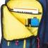 Topo Designs Travel Bag 30L Navy inside front
