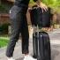 Topo Designs Travel Bag 30L Navy Trolley sleeve