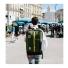 Topo Design Travel Bag Olive in the city