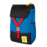 Topo Designs Y-pack Blue/Black