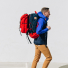 Topo Designs Y-pack Red PackFast