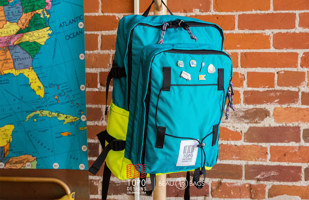 Topo Designs StackPack backpack