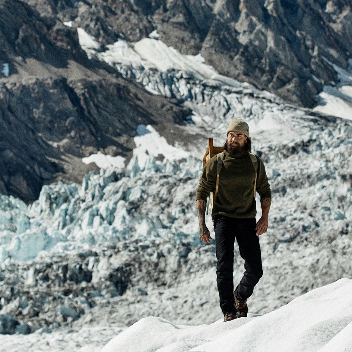 Filson Watch Cap Sawdust, perfekt zur Isolierung gegen Nieselregen, Schnee und fallende Temperaturen