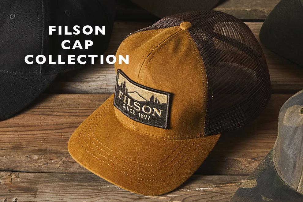 Filson Cap Collection