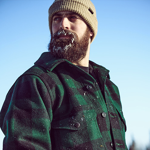 Filson Mackinaw Cruiser Jackets, Sie kaufen bei BeauBags, dem Spezialisten für Filson-Jacken