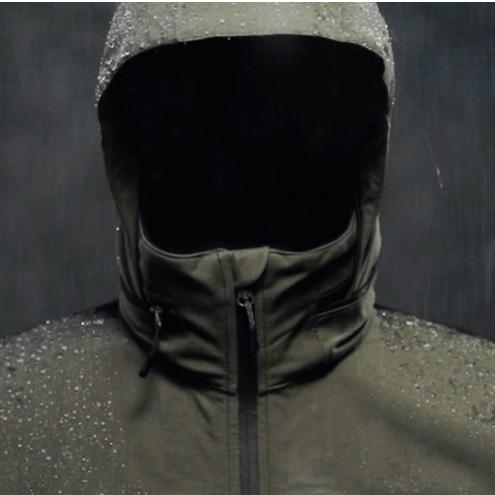 Filson Neoshell Reliance Jacket, Technische Regenjacke von Filson