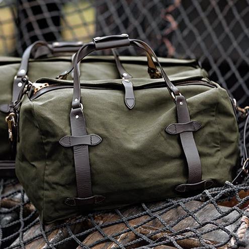 Filson Duffle Bag Small Otter Green 11070220