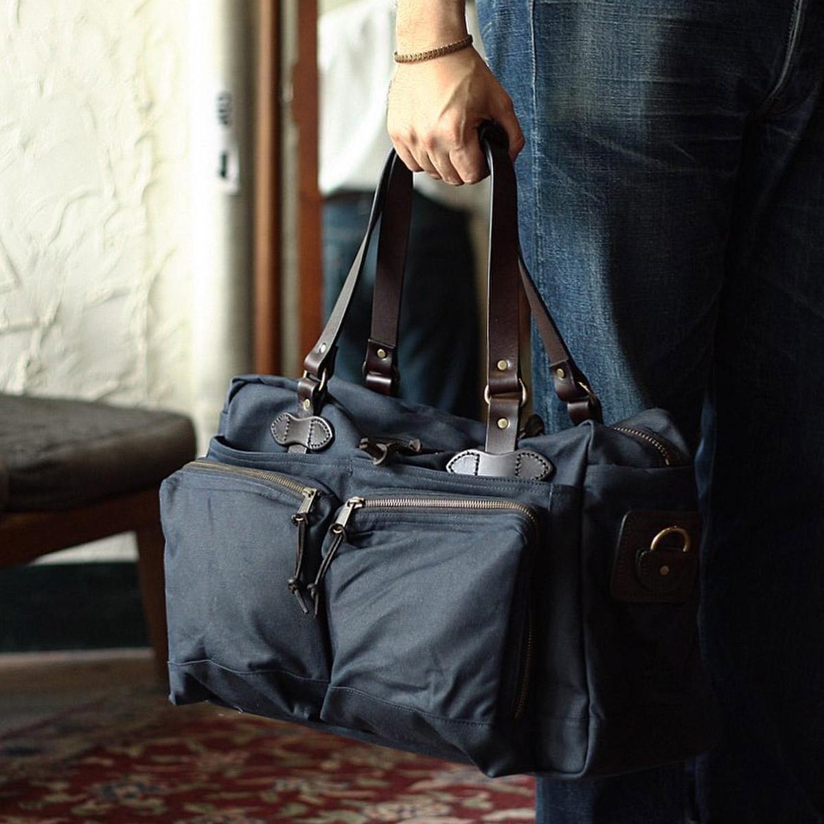 Filson 48-Hour Duffle 11070328 Navy, diese tolle Tasche ist der perfekte Geschäftspartner auf Reisen