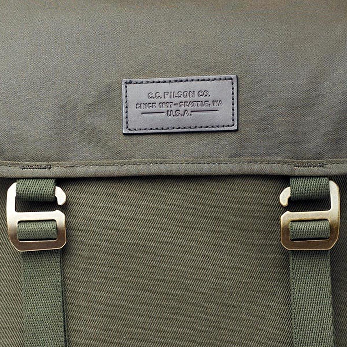 Filson Ranger Backpack 20137828 Otter Green extraordinary bag for an ordinary day