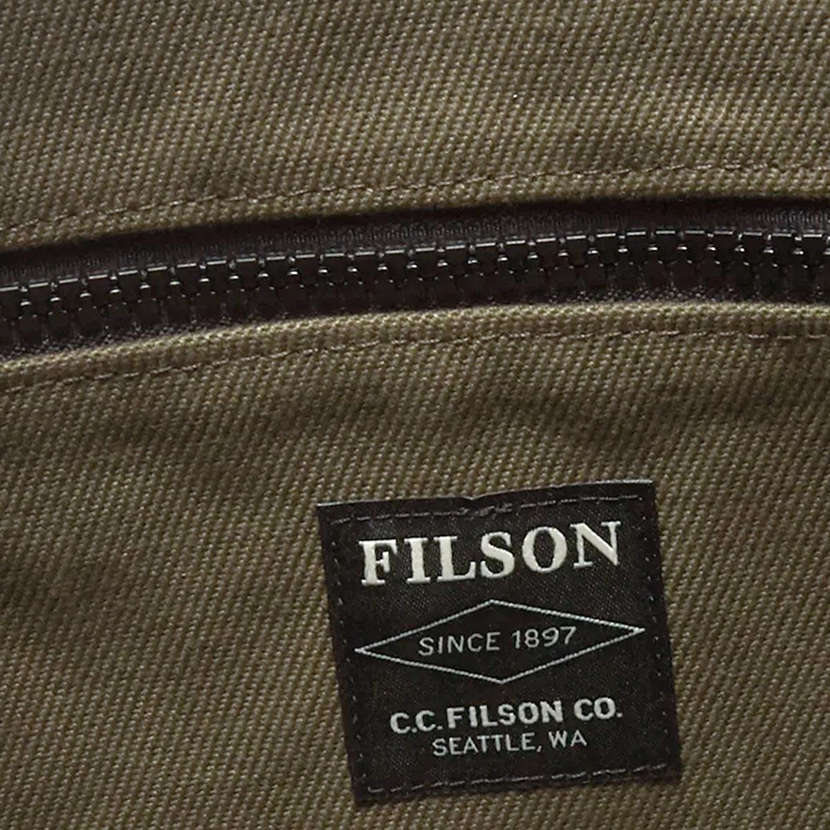 Filson Ranger Backpack 20137828 Otter Green a rugged, vintage inspired, backpack