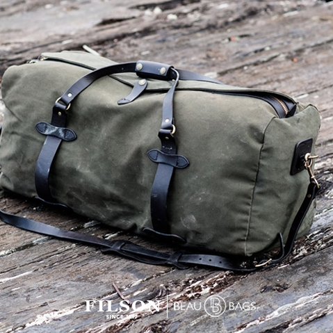 Filson Duffle Bag Large 11070223 Otter Green