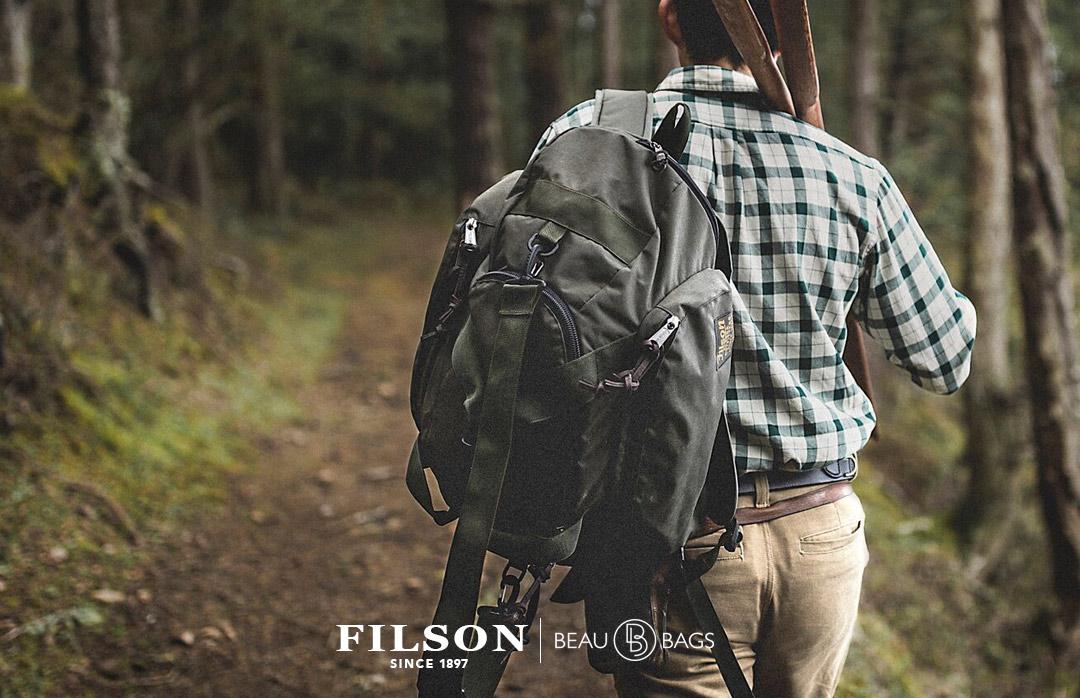 Filson Duffle Pack 20019935-Otter Green