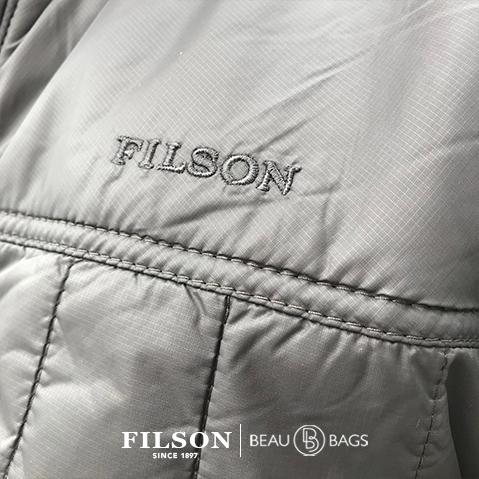 Filson Ultra Light Jacket Raven, Filson Ultra Light Jacket Raven, mit Cordura® Ripstop nylon und 60gm PrimaLoft® Gold insulation
