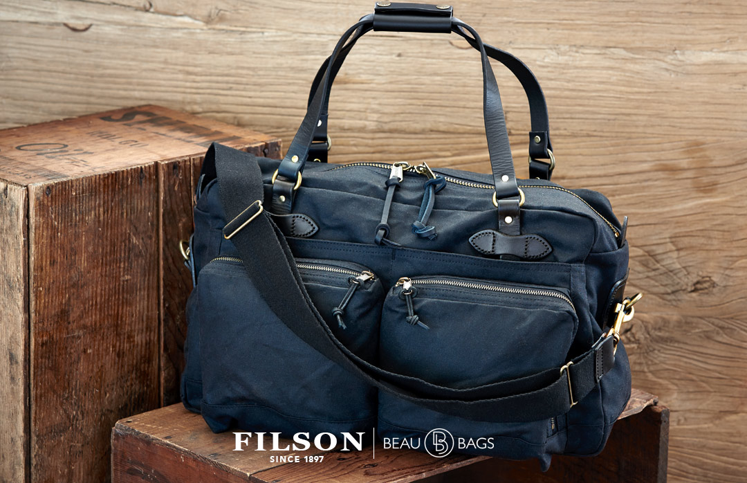 Filson 48-hour Duffle Navy, You will travel in style!