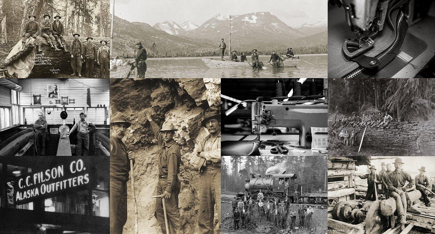 Filson Tin Cloth History