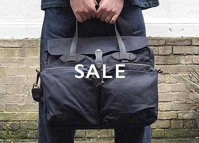 Sale bei BeauBags: Reduzierte Sale-Artikeln von Filson, Knomo, Topo Designs und Stutterheim