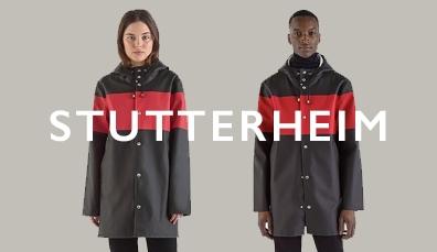 Stutterheim Regenjacke kaufen Sie am BeauBags, Ihr Stutterheim Spezialist