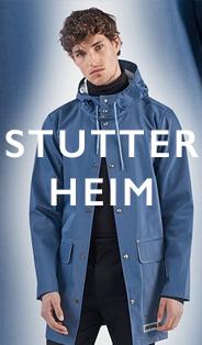 Stutterheim Regenmantel für damen und herren