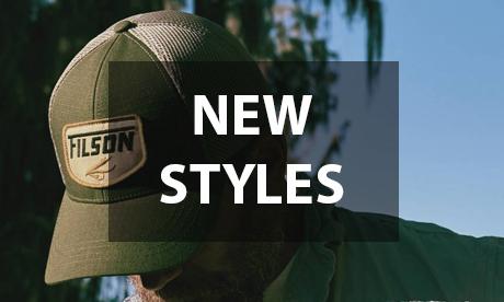 Filson New Caps