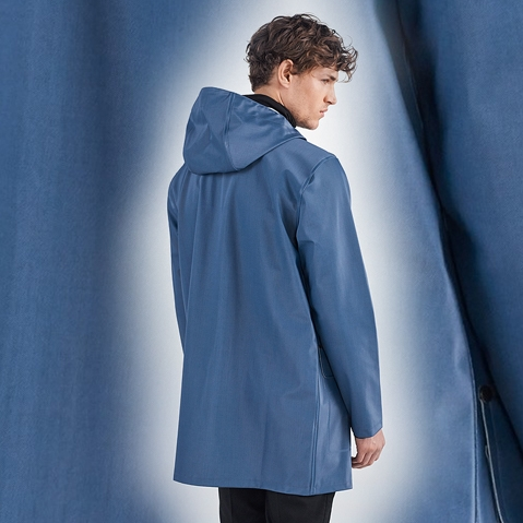 Stutterheim Stockholm DS Workwear Blue Spring - Summer 2018
