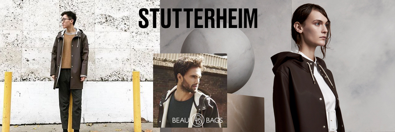 Stutterheim Stockholm Dark Brown Lifestyle