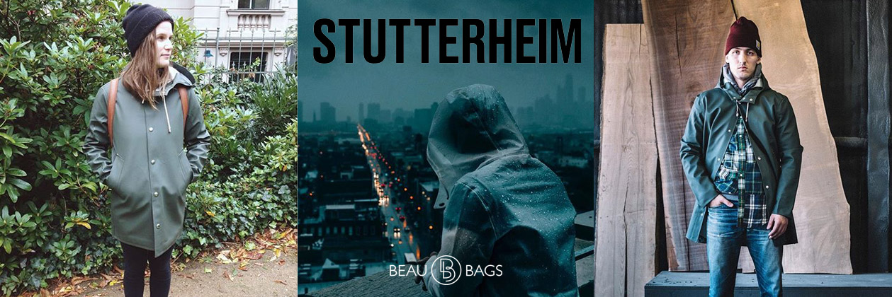 Stutterheim Stockholm Green Lifestyle