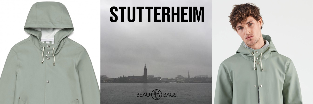 Stutterheim Stockholm Khaki Green Lifestyle