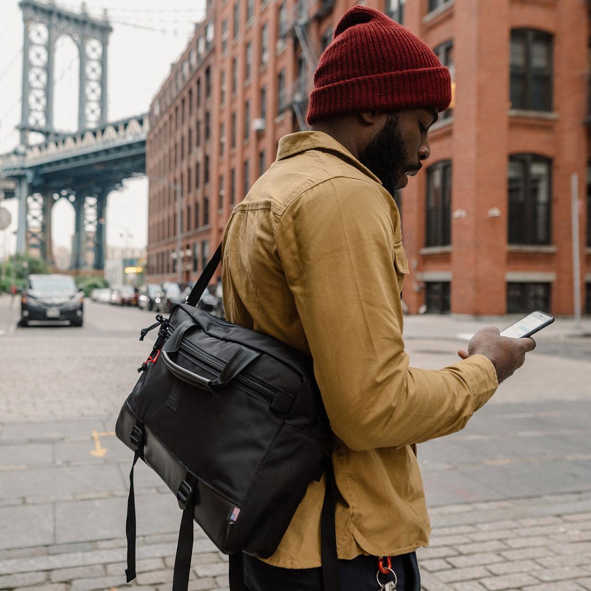 Topo Designs Commuter Briefcase, perfekte Tasche mit durchdachter Funktionalität