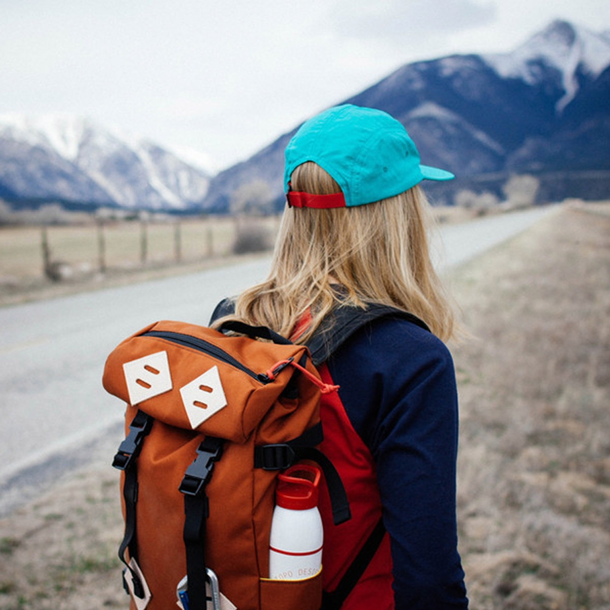 Topo Designs Klettersack Backpack Clay