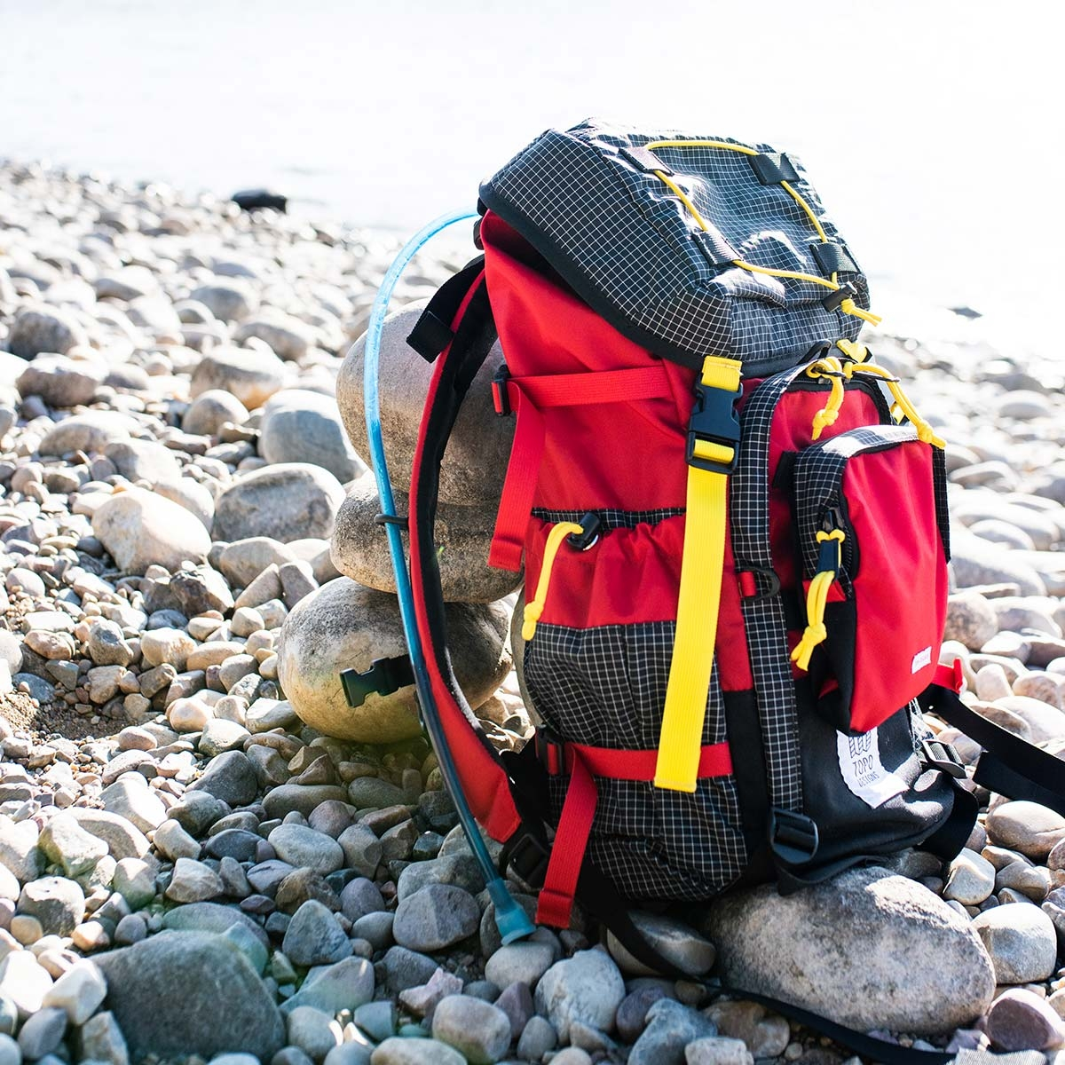 Topo Designs Topo Designs Subalpine Pack, INTENTIONALLY DESIGNED TO STAND OUT