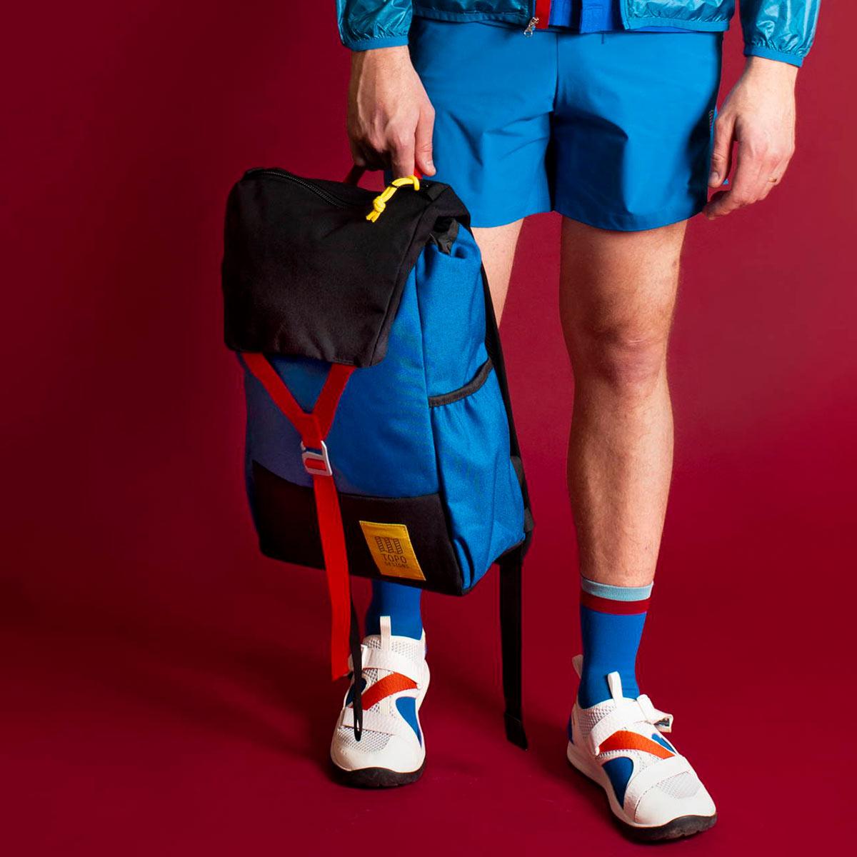 Topo Designs Y-Pack Topo Designs Y-pack - Lifestyle klassischen Stil und moderne Funktionalität