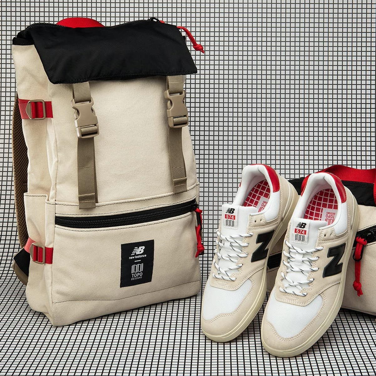 Topo Designs x New Balance Rover Pack, Introducing Topo Designs x New Balance collaboration