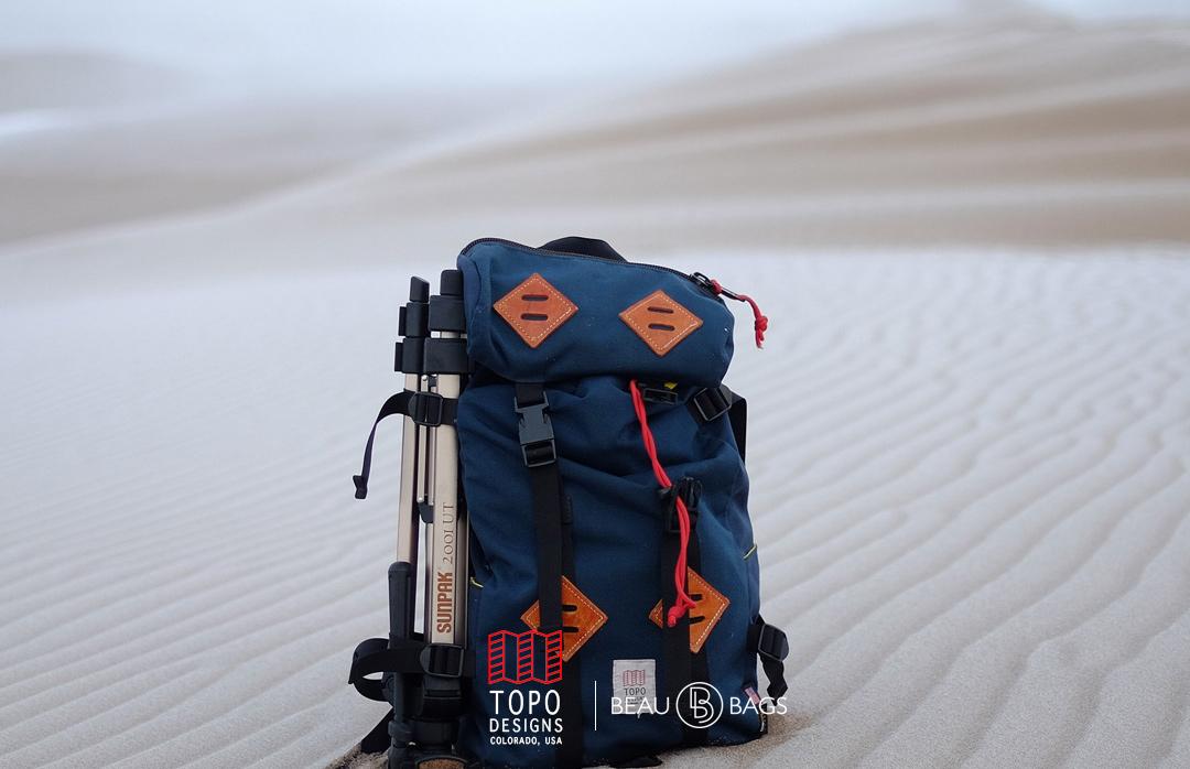 Topo Designs Klettersack Navy Lifestyle