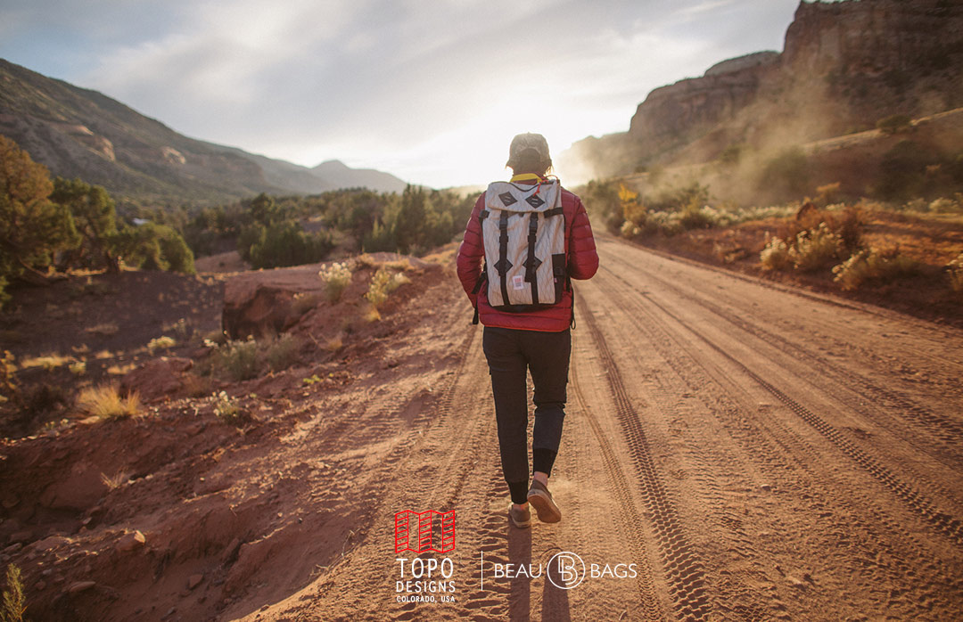 Topo Designs Klettersack X-Pac Lifestyle, perfect backpack for men and women